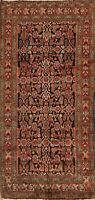 Vintage Geometric Hand-Knotted Area Rug Home Decor Oriental Tribal Carpet 4x7