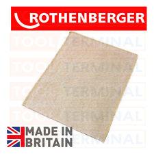 Rothenberger Plumbers Soldering Mat Heat Resistant Solder Sheet Made With Kevlar