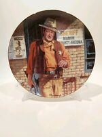 "Franklin Mint "" John Wayne, American Legend"" Collectors Plate"