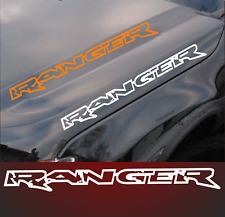 1 Ranger Aufkleber 58x 6cm  4x4 Pick UP Ranger 4 x 4 Passt für Ford 2AB OFF Road
