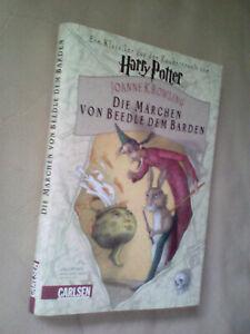 Joanne K. Rowling: Die Märchen von Beedle dem Barden (9783551599995)