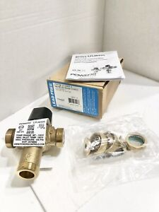 POWERS LFLM495-4 HydroGuard thermostatic tempering Valve