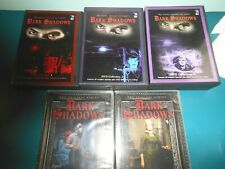 Dark Shadows Collection 1 & 2 & 3 as well as Collection 12 & 13