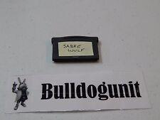 Sabre Wulf Game Boy Advance GBA Gameboy Wolf