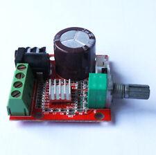 Audio Stereo Amplifier Board DC 12V Hi-Fi PAM8610 2X10W Dual D Class Channel