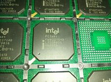 2x INTEL FW82371AB , IC PCI to ISA BUS CONTROLLER , PBGA-324 NEW OBSOLETE