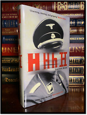 HHhH ✎SIGNED✎ by LAURENT BINET Mint Scarce Hardback 1st Edition First Printing