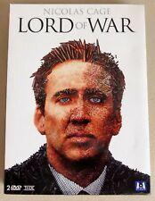!!! 2 DVD - LORD OF WAR (Nicolas Cage) - FR/EN !!!
