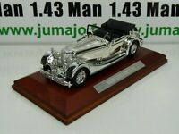 SIL22i VOITURE 1/43 IXO CHROME : MERCEDES-BENZ SS