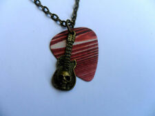 Handmade Wooden Music Costume Necklaces & Pendants