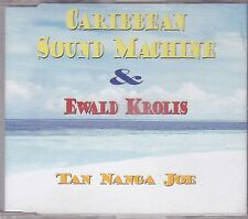 Caribbean Sound Machine-Tan Nanga Joe cd maxi single