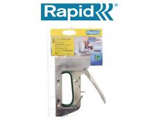 Rapid R34 Pro Heavy Duty Hand Stapler Tacker Staple Gun Type 140/T50/G RPDR34