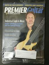 Premier Guitar May 2008 Product Reviews  EBow Plus  Chapman Stick