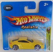 Hot Wheels Realistix Austin Martin V8 Vantage 11/20 Short Card 1st Edition 2005