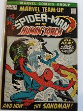 Marvel Team-Up #1 (Mar 1972, Marvel)