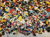 Huge 3lb 5oz LEGO Lot of Small Random Assorted Pieces Mixed Colors Vintage