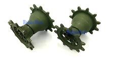3889 Heng Long Tk-Mdw3889 Metal Drive Wheels 1/16 Rc Tank Replacement x 1 Pair