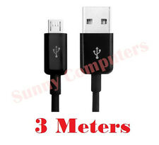 New 5M Micro USB Data Sync Charger Cable For BlackBerry Curve 9300 9360 3G 9320