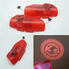 Led Step Logo Bulbs Laser Lamp Door Light Projector for Kia 2010-2015 Optima K5