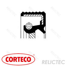 Rear Left Shaft Seal, differential Audi:100,80,COUPE,90,200 017525400A