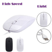 Design 1200 DPI Optical USB Wired Gaming Mouse Pro Gamer Computer Mice For  PC