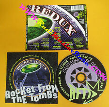 CD ROCKET REDUX Rocket From The Tombs 2004 Germany GRCD593 no lp mc dvd (CS61)