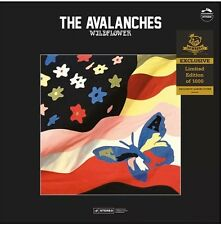 THE AVALANCHES - WILDFLOWER NEW EXCLUSIVE 2xVINYL - Only 1000 Made!