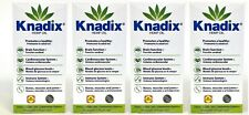4 KNADIX OIL DIETARY SUPPLEMENT 30 CAPS SUPLEMENTO DIETETICO 30 VEGGIE CAPS
