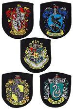 Lot 5 ecussons brodés Harry potter officiels Harry potter official patch pack
