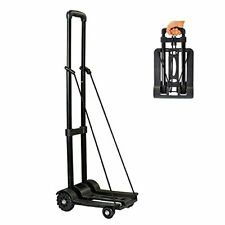Lightweight Folding Hand Cart Dolly Fold Up Hand Truck Portable Utility Moving