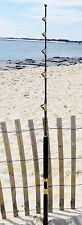 "Saltwater Fishing Rods (30-50Lb ) ""Slayer"" Fishing Poles For Penn Shimano"