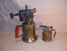 Vintage Clayton & Lambert Turner Blow torch Brass Industrial Steampunk Decor