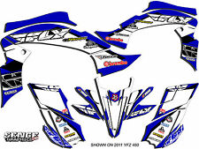 2013  2014 2015 2016 YAMAHA RAPTOR 700 GRAPHICS KIT DECO DECALS STICKERS QUAD