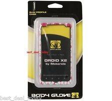 Body Glove Snap On Case Argyle Motorola Droid X2 MB870