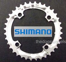 Shimano Deore FCM532 32T Medio PARACATENA MTB BICICLETTA BIKE 104BCD 32 DENTI