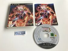 Ultimate Marvel VS Capcom 3 - Sony PlayStation PS3 - PAL FR - Avec Notice