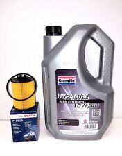 VAUXHALL CORSA C 1.2 16V BOSCH  OIL FILTER & OIL 10/2000-9/2004 *FAST DELIVERY*