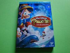 Pinocchio Platinum Ed., 2 DVD (2009)