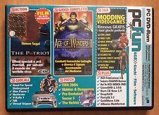 PC FUN EXTREME dvd + gioco AGE OF WONDERS 2  e film THE PATRIOT