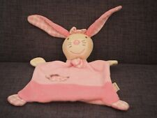 Schmusetuch Hase beauty baby mit Maus unbekuschelt neuwertig
