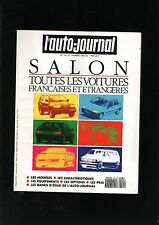 L'AUTO-JOURNAL  N° SPECIAL SALON 1990