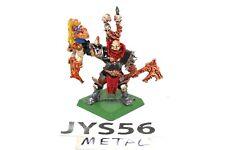 Warhammer Warriors Of Chaos Lord Metal - JYS56