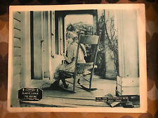 The Mating 1918 Vitagraph silent lobby card Gladys Leslie