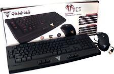 Pack gaming Teclado + Raton Gamdias Ares Essential Combo GKC6000