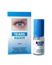 TEARS AGAIN spray 10 ml. - nourishes eyes and prevents irritation conjunctivitis