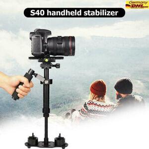 S40 Handheld Schwebestativ Stabilisator Stabilizer Steadycam DSLR DV Kamera