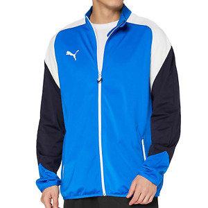 Puma Esito Poly Tricot Track Top Jacket Mens Size