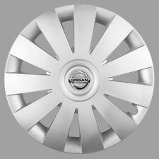 """14"""" Radkappen für Nissan Micra 4x14'' Silber"""