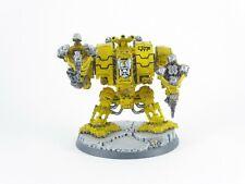 Ironclad Dreadnought - Cybot der Imperial Fists - bemalt -