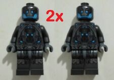 Genuine LEGO Minifigure Marvel BN 2x Ultron Sentry minion robot mini figure